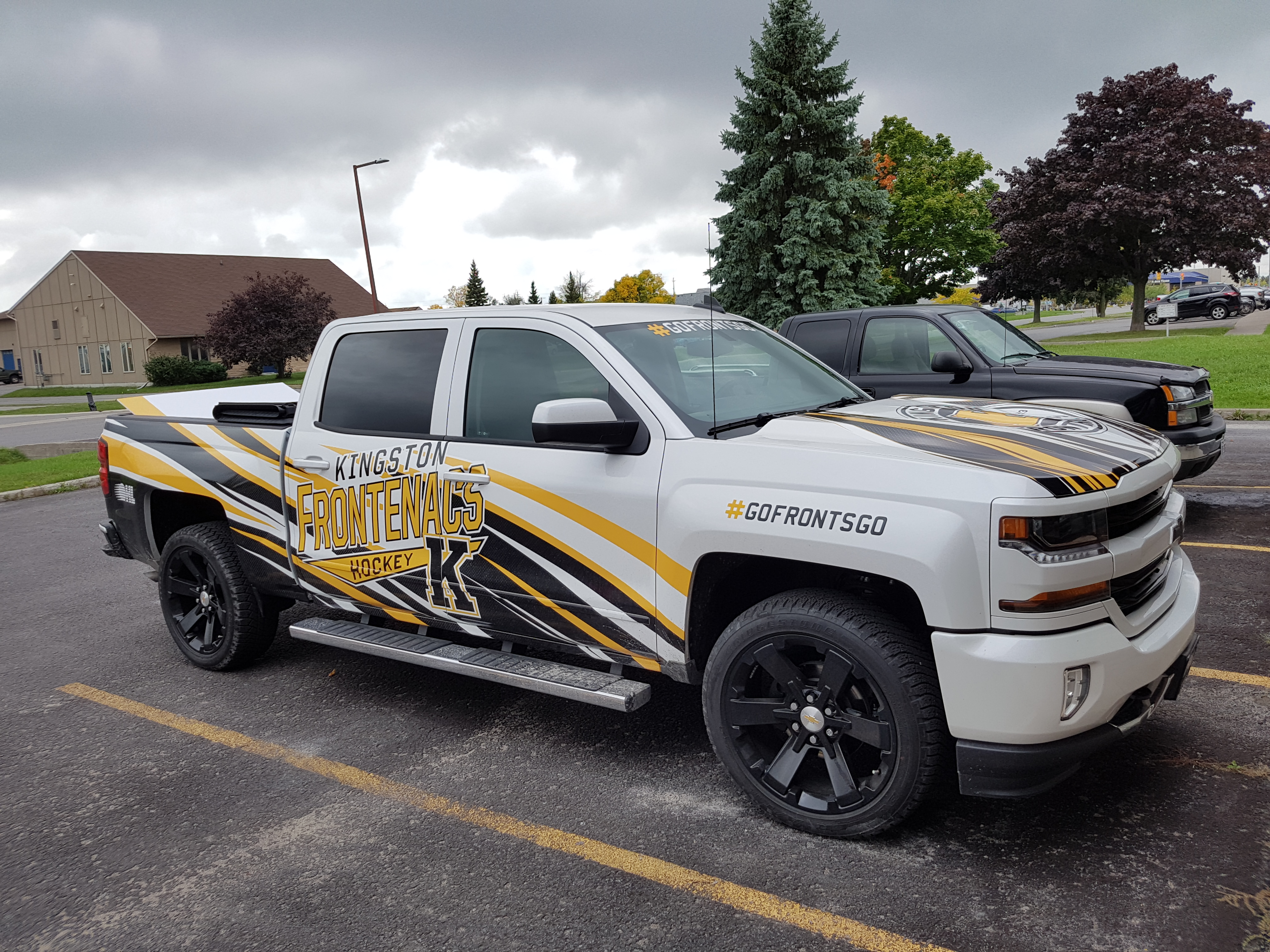 Kingston Frontenacs Silverado