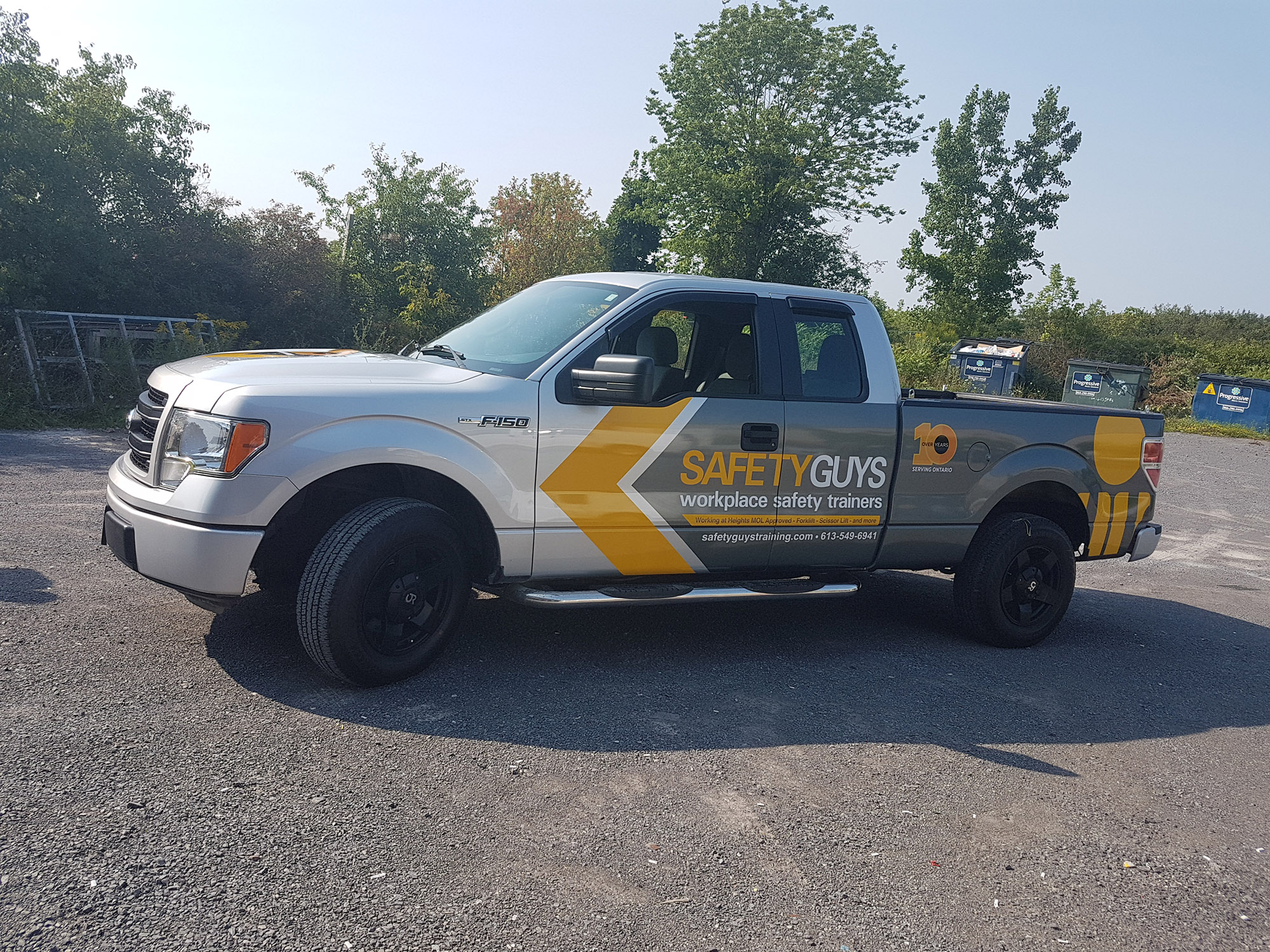 Safety Guys Ford