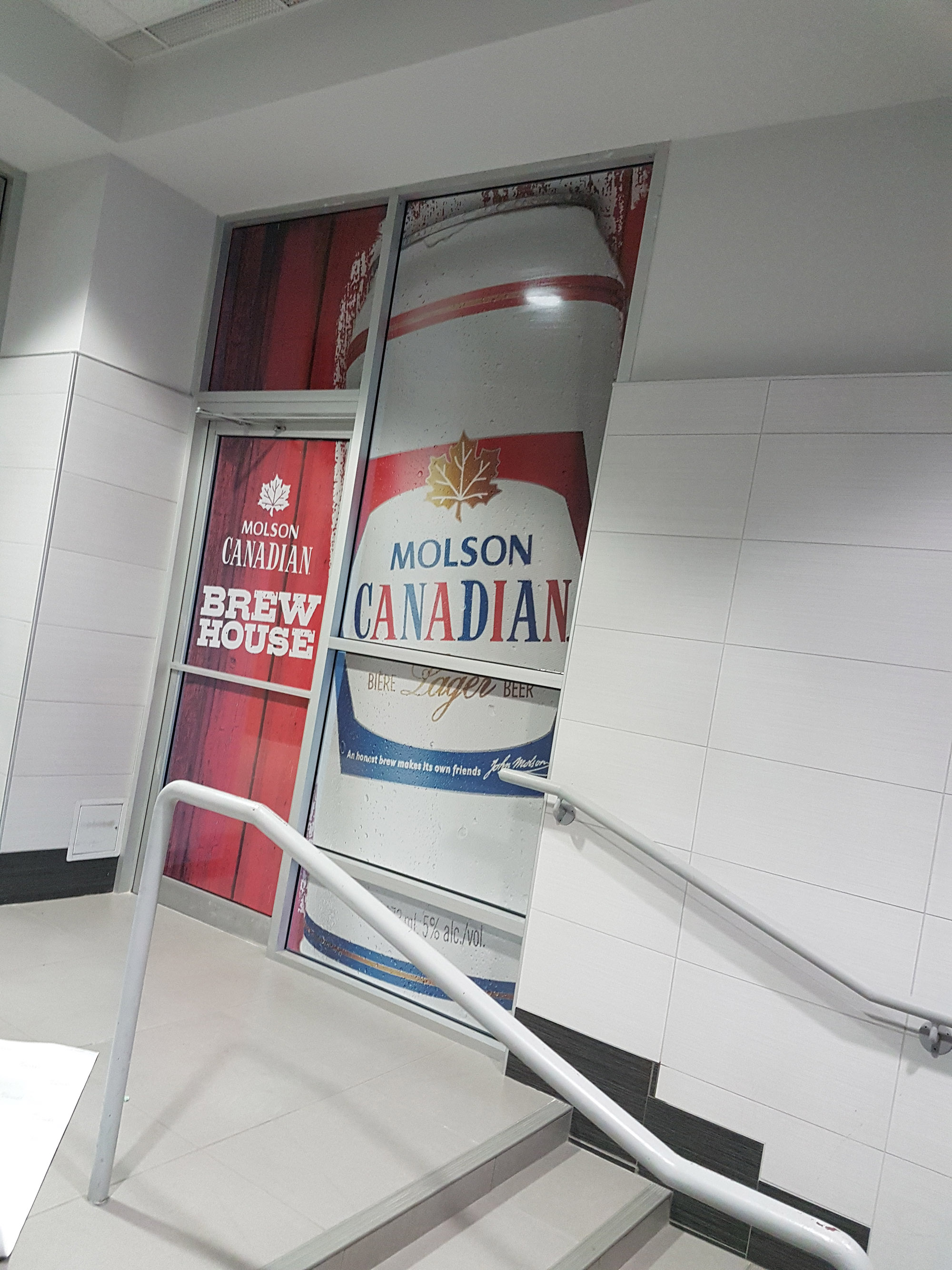 Molson Canadian Brew House