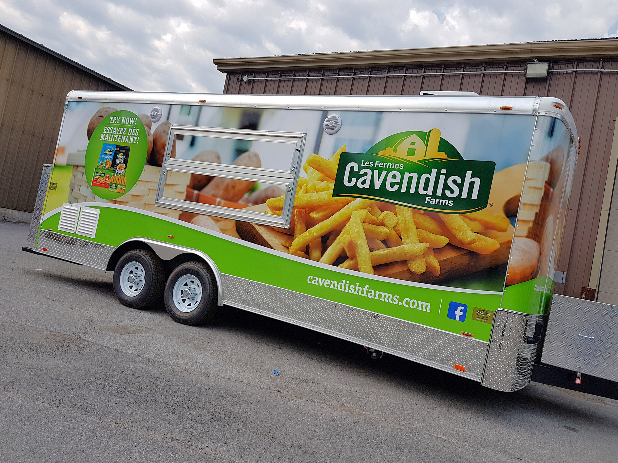 Cavendish Trailer